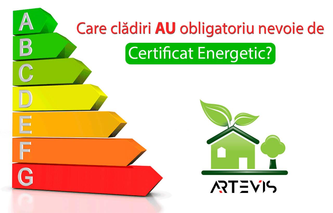 Care cladiri necesita certificat energetic